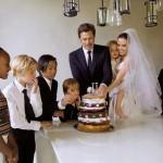 La simpleza de las bodas de los famosos