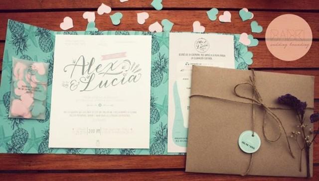 invitaciones interactivas para matrimonios