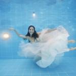 { Miriam + Hans } :: Abajo del agua!
