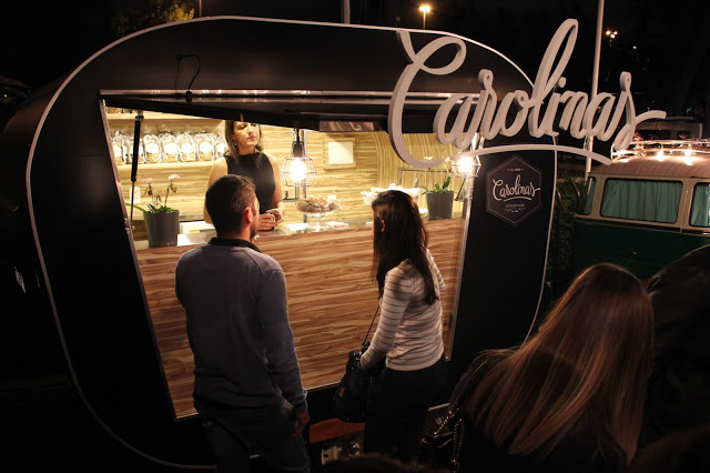 Evento novias de Food Trucks para bodas
