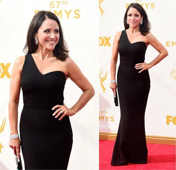 Julia Louis Dreyfus - Emmys 2015
