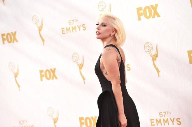 Lady Gaga - Emmy 2015