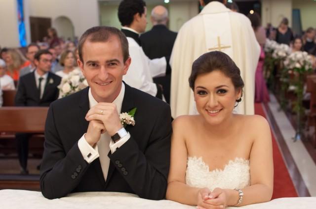 Matrimonio de Roma y Guti