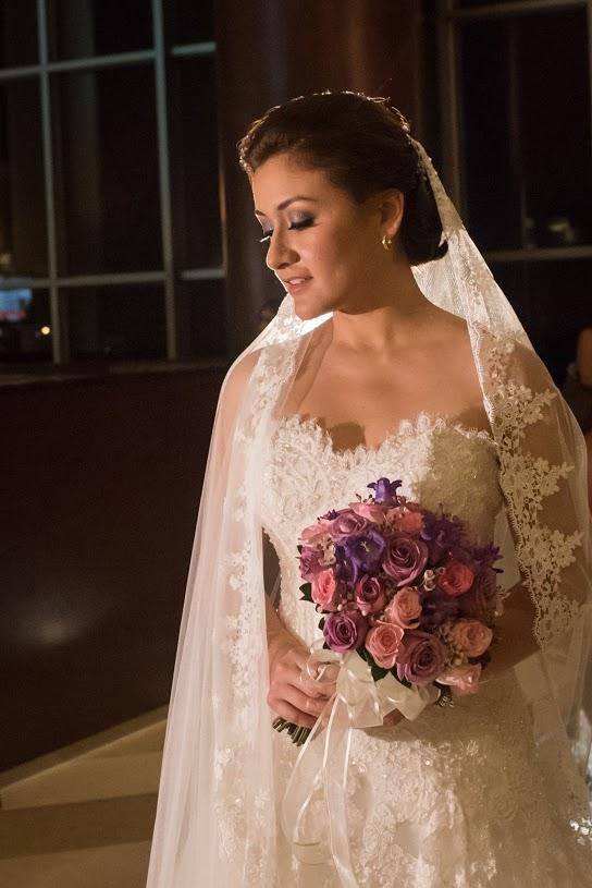 Sesión de fotos de la novia - Matrimonio Roma y Guti