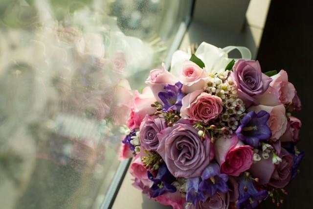 Bouquet de matrimonio - Matrimonio Roma y Guti