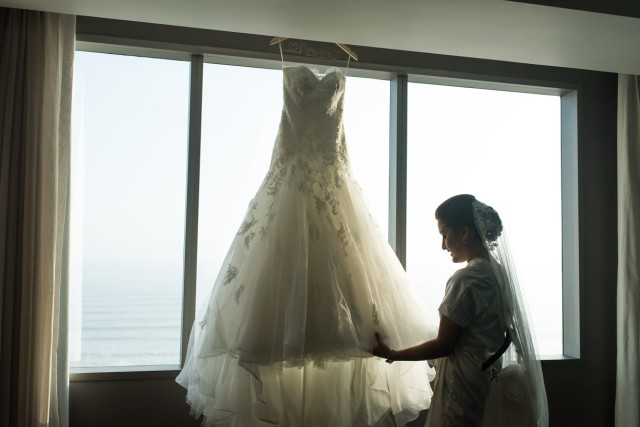 Fotos día de la novia - Matrimonio Roma y Guti