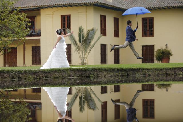 Sesion de fotos de esposos