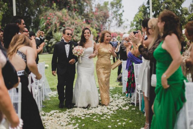 Matrimonio campestre en Lima de Fiorella y Jorge