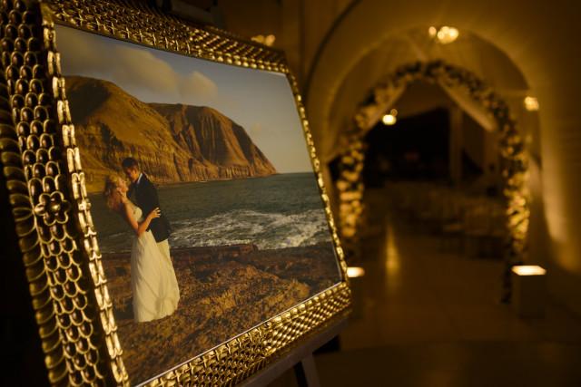 Fotos pre boda para adornar la decoracón del matrimonio