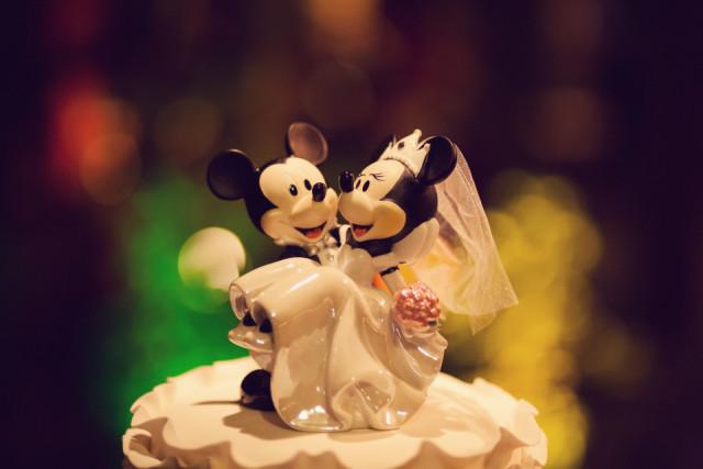 Nuestra torta de matrimonio