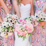 Madrinas de matrimonio :: Vestidos de colores
