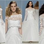 Tendencia :: Vestido de novia y Falso Crop