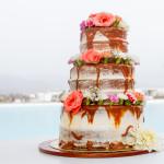 Qué me conviene más: Una torta de matrimonio falsa o real?