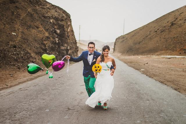 Matrimonio Andrea y Jorge Luis