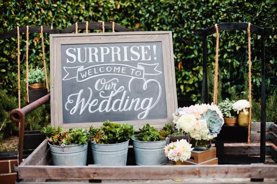 Inspiración de matrimonio