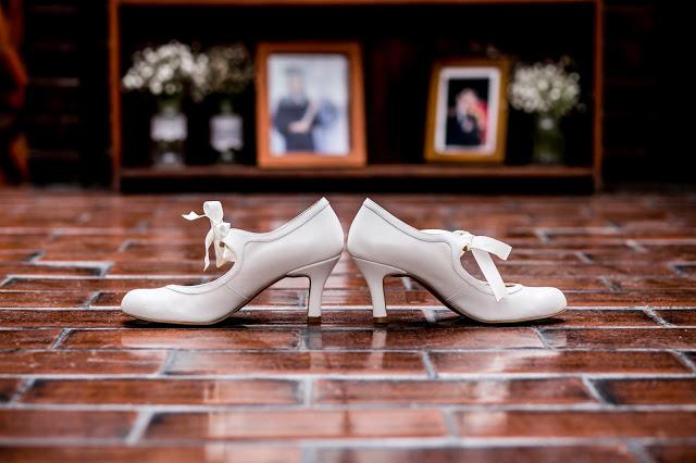 velo de vainilla-zapatos