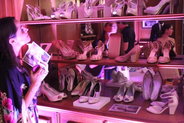 Zapatos de novia de Luana Zabot