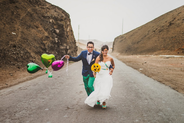 Como involucrar al novio en la organizacion del matrimonio
