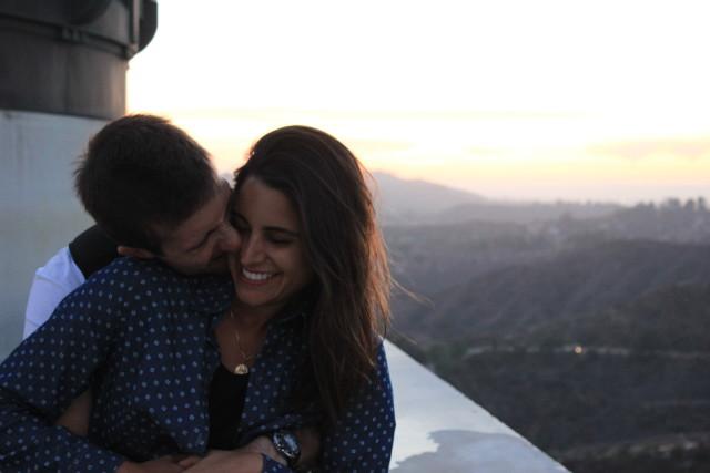 1 año de casados / Griffith Observatory - Los Angeles