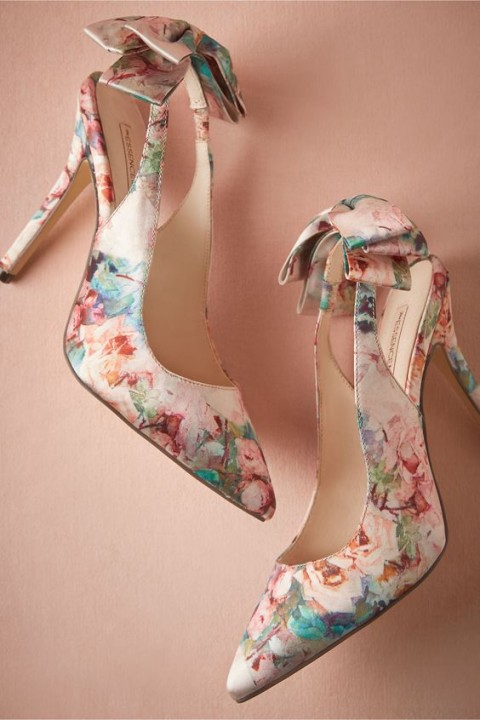 zapato floral-2